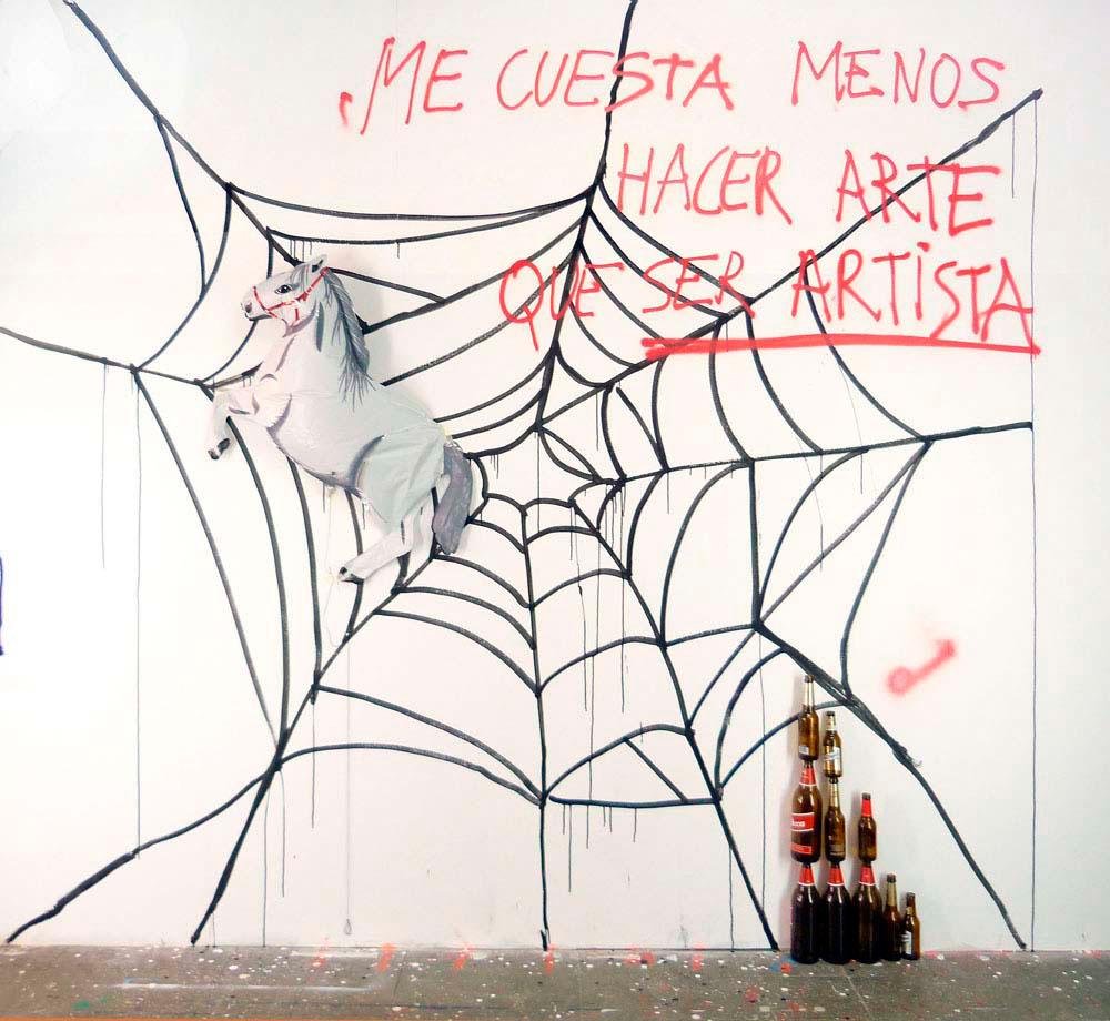 Araña y Caballo, 2012 - miscelanea