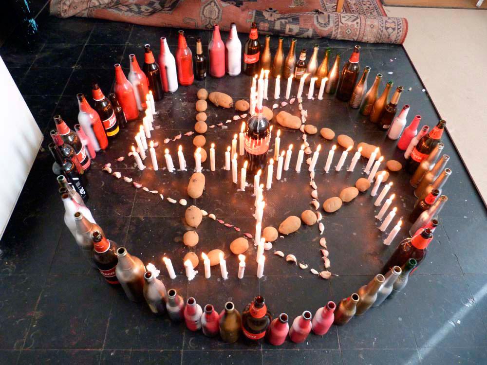 Conjure anti art chupabotes, 2012 - miscelanea