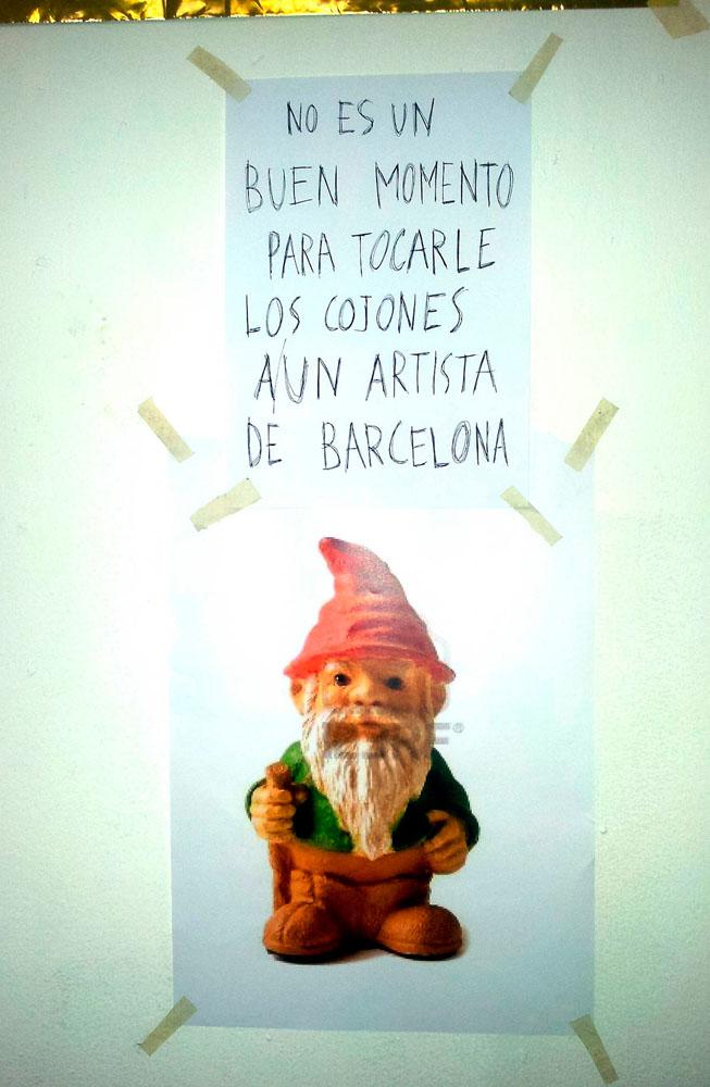 Gnomo Barcelona, 2013 - miscelanea