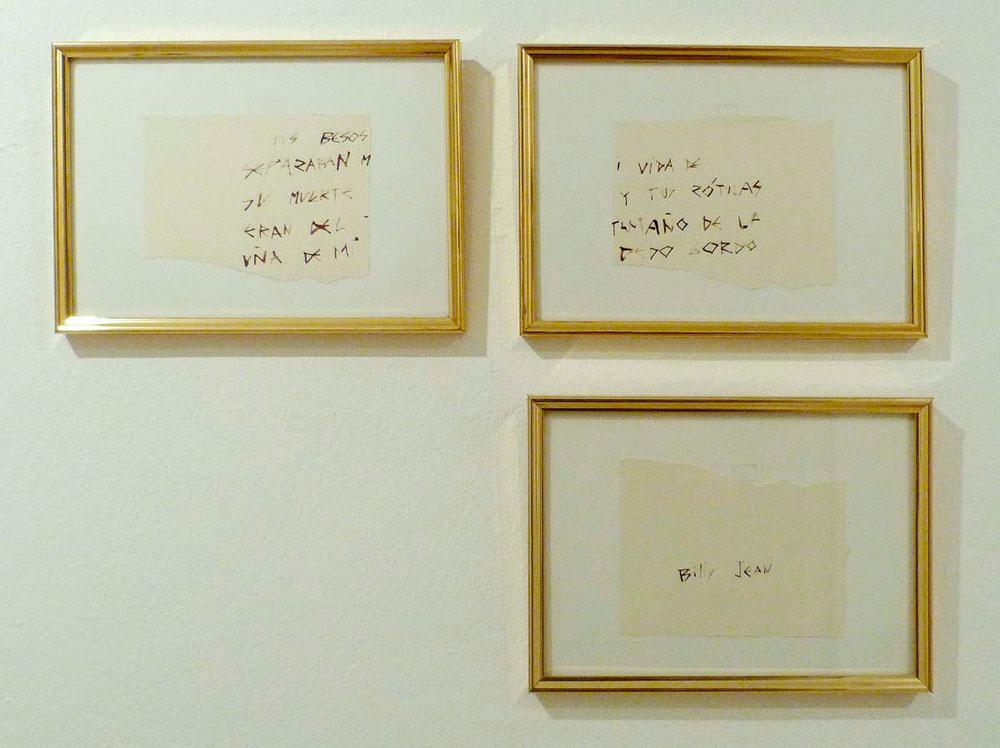 Poesia Rotulas, 2009 - miscelanea