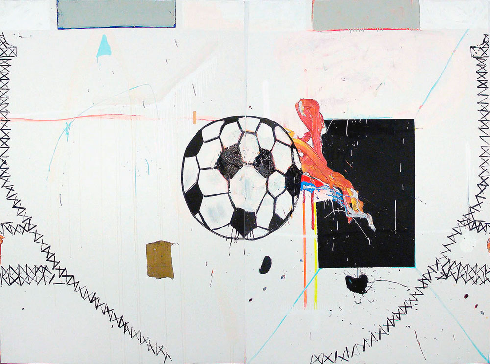 Paris, 2010 - pinturas