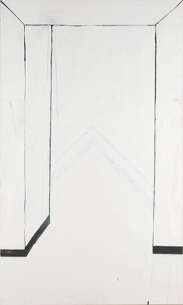 Rooms, 2012 - pinturas